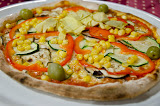 Croatian pizza