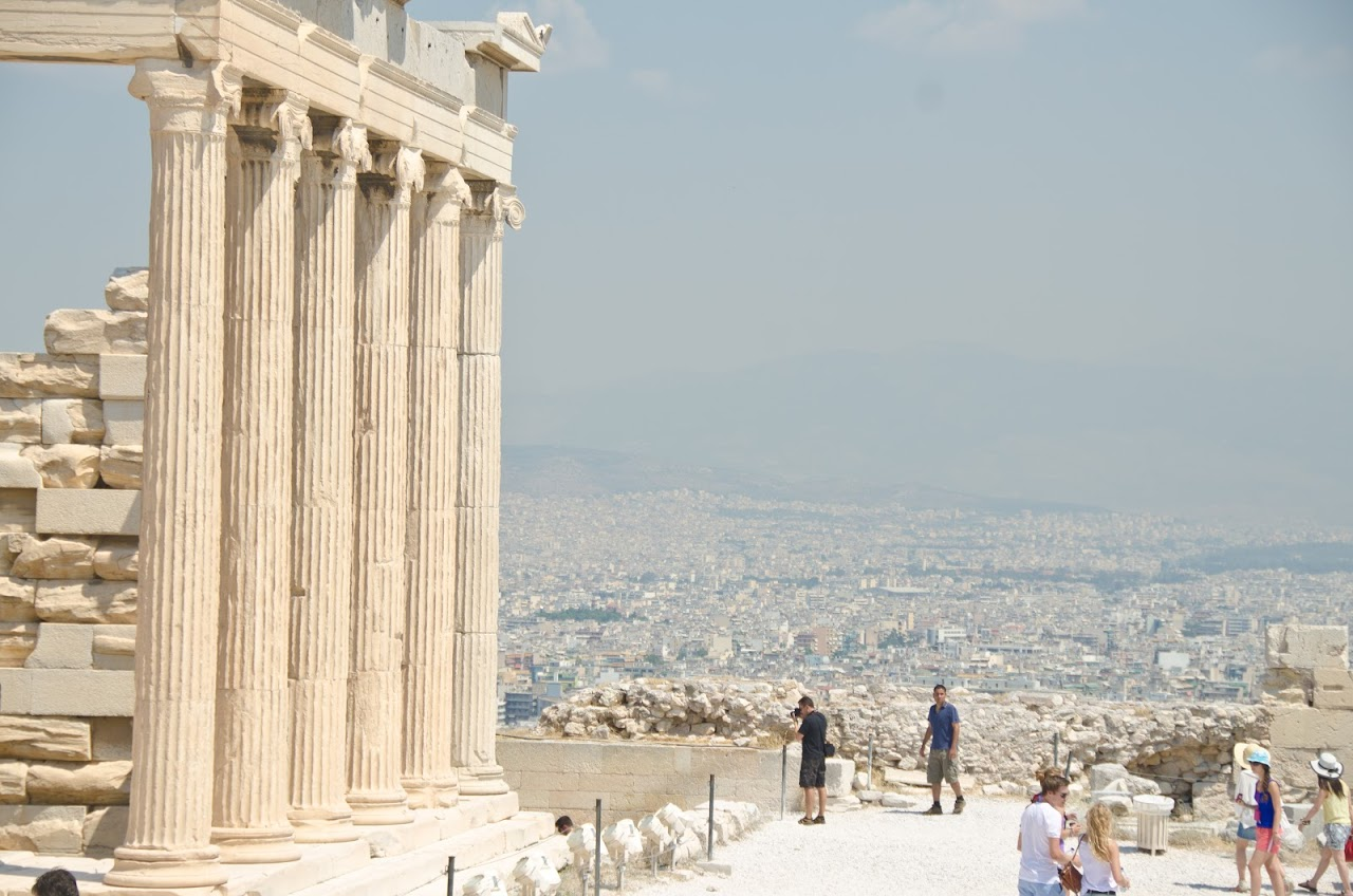 Acropolis views