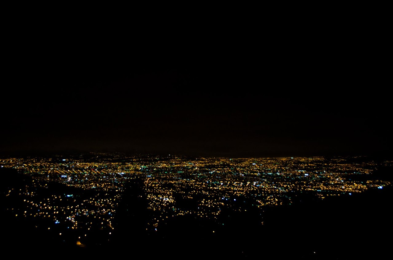 View over San Jose