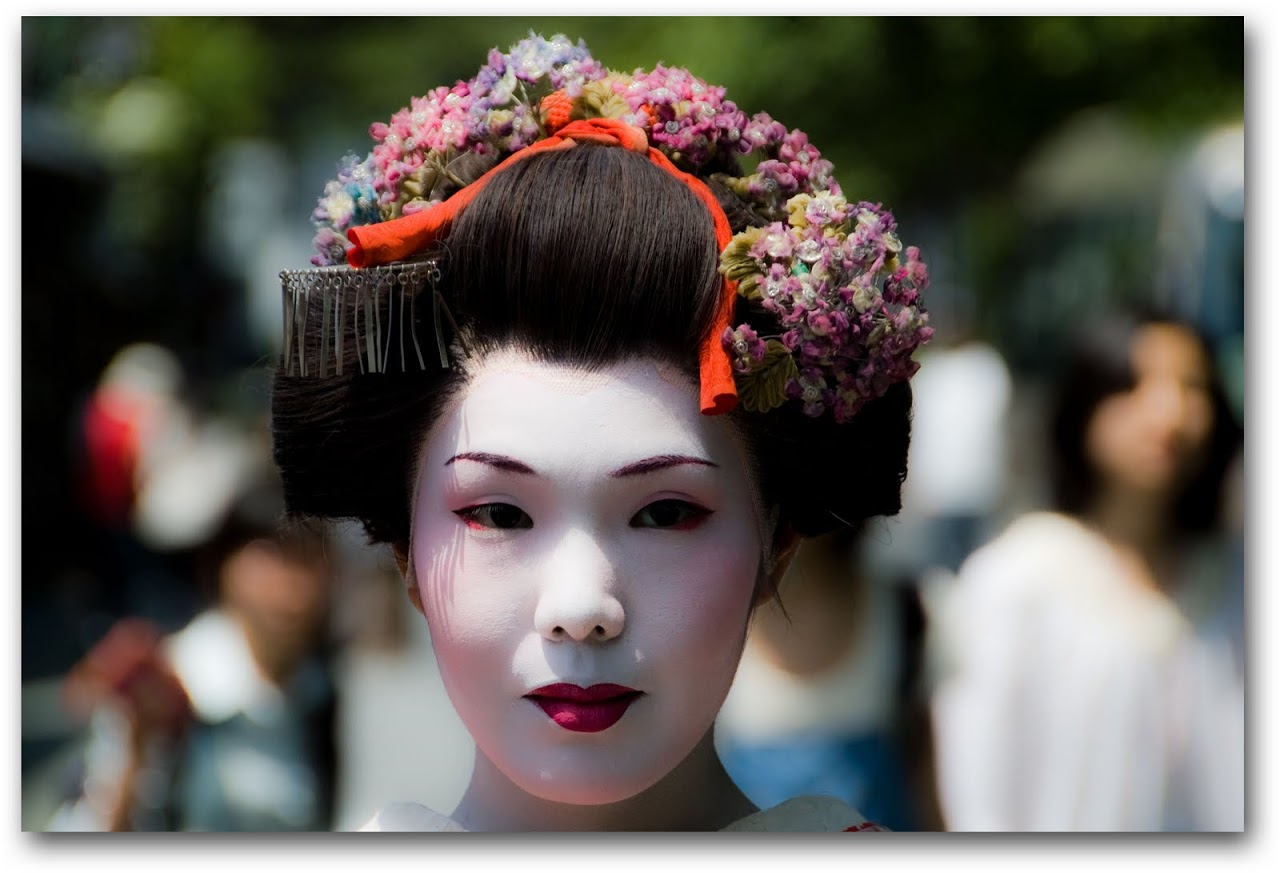 Geisha in Kyoto