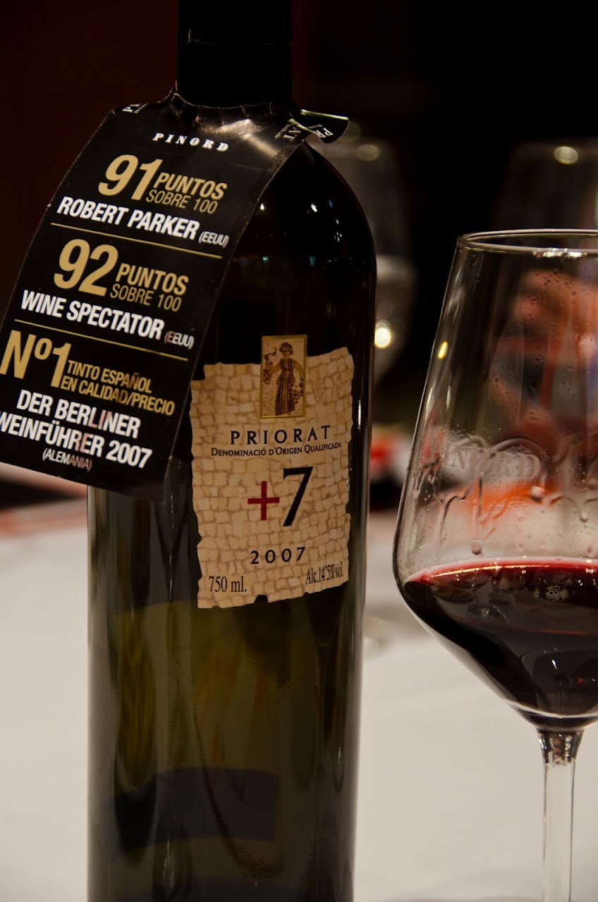 Priorat wine