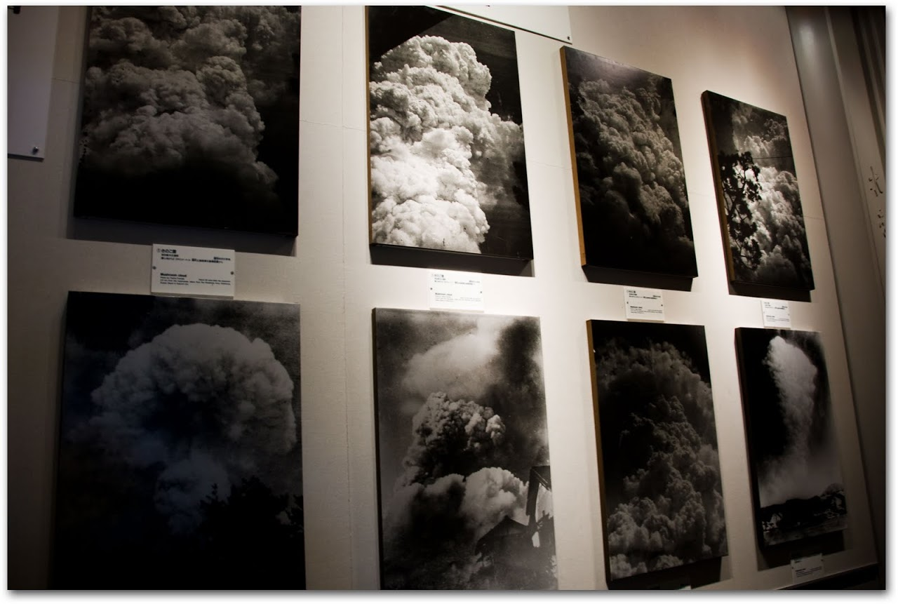 Pictures of the atom bomb Hiroshima