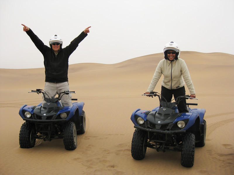 Us quadbiking